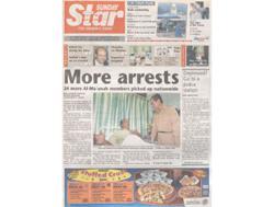 Flashback #Star50: Daring weapons heist at sleepy Perak town