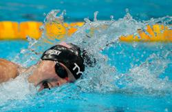 Olympics-Swimming-American Ledecky wins women's 800m freestyle gold