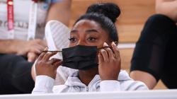 Olympics-Gymnastics-Biles withdraws from event finals for vault and uneven bars
