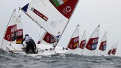 Olympics-Sailing-Nethra hopes to inspire Indian sailors, despite tough Olympic debut