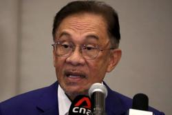 PKR: Anwar isn't having an audience with the King on Saturday (July 31)
