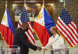Philippines says US military deal 'in full force again'; cancels termination of contract