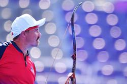 Olympics-Archery-World champion Brady Ellison knocked out in men's individual