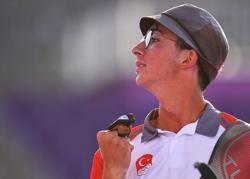 Olympics-Archery-Turkey's Gazoz wins gold in men's individual