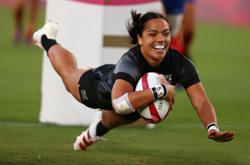 Olympics-Rugby-New Zealand claim Sevens gold with victory over France