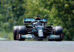 Motor racing-Hamilton fastest ahead of Verstappen in final Hungarian GP practice