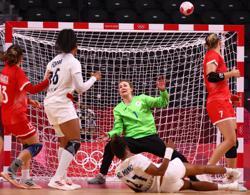 Olympics-Handball-ROC, Sweden book quarter-final berths, Norway stay unbeaten