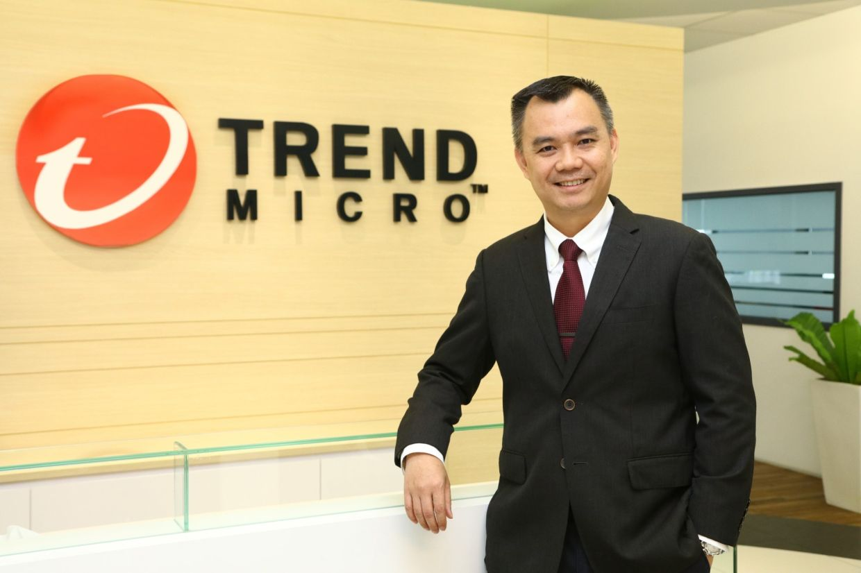 Goh said the most targeted industries are government, healthcare, and manufacturing. — Trend Micro