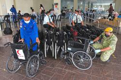 Senior citizens in Penang can now walk-in to have their jabs