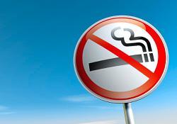 Nudging smoking behaviour