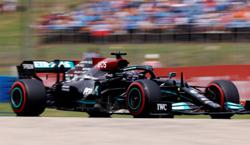 Motor racing-Hamilton fuelled by boos from crowd after Hungary pole