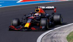 Motor racing-Verstappen frustration boils over as Hamilton takes pole in Hungary