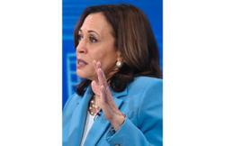 White House: Harris to visit Vietnam and S'pore
