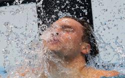 Olympics-Swimming-American Finke wins men's 1500m freestyle gold