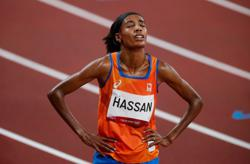 Olympics-Athletics-Hassan confirms quest for Games treble in Tokyo