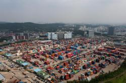 South Korea July exports jump to record though growth pace slows