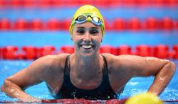 Olympics-Swimming-'Surreal!' says Australia's McKeon after picking up seventh medal in Tokyo