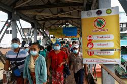 Covid-19 infections rise to 299,185 in Myanmar; daily cases above 4,000
