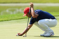 Olympics-Golf-Schauffele within reach of gold medal at Tokyo