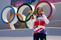 Olympics-Cycling-Gamble pays off as Worthington cooks up BMX gold