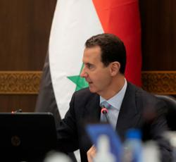 Syria's Assad asks PM Arnous to form new cabinet