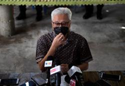 Interim PM claims merely talk, says Ismail Sabri