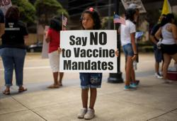 Anti-vax app squares off with Google, Apple over misinformation