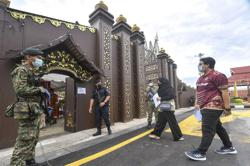 Kelantan Sultan allows palace to be used as vaccination centre