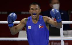 Philippines golden boxing boy Eumir Marcial keeps country's hope well and truly alive in middleweight at Tokyo 2020
