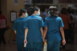Singapore needs more nurses amid Covid-19 pandemic and ageing population