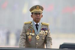 Myanmar forms caretaker govt with Min Aung Hlaing as Prime Minister