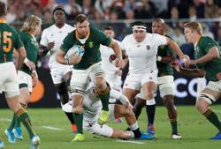 Rugby-Powerful Vermeulen could return for Boks in third test v Lions