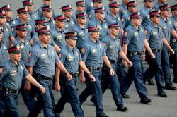 Philippine's police medical reserve team ready to help out country's vaccination programmes