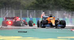 Motor racing-Bottas handed five place grid penalty for next race