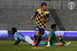 Aung turns hero for Pahang after an early goal