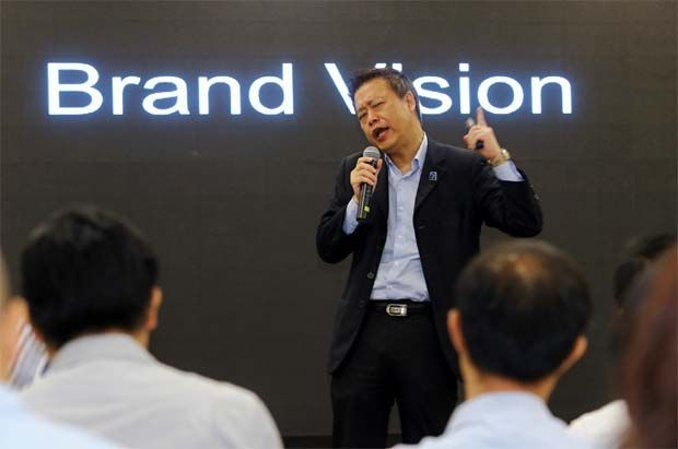 Branding Association of Malaysia president Datuk Eric Chong
