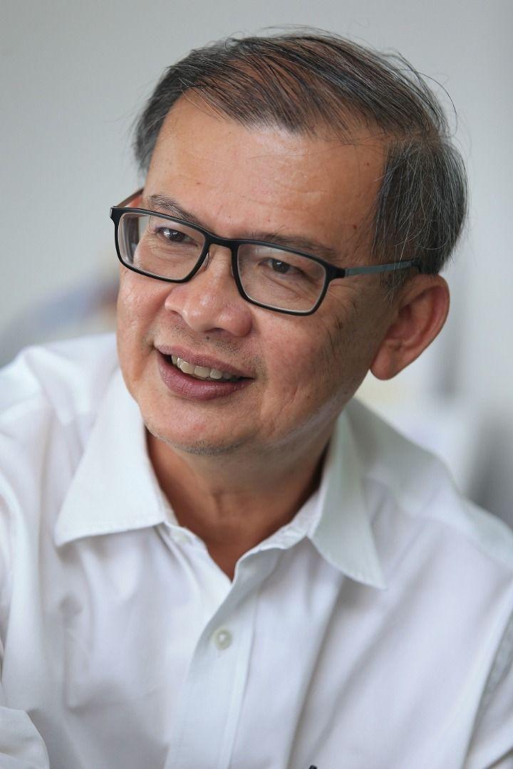 Allianz Malaysia CEO Zakri Khir