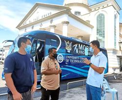 Mobile vaccination campaign in Sibu Division ends