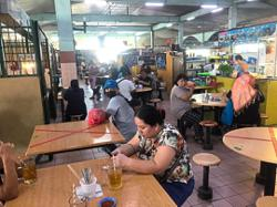 Only fully vaccinated customers allowed at Sibu Central Market