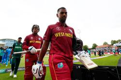 Cricket-Rain washes out West Indies v Pakistan third T20 match
