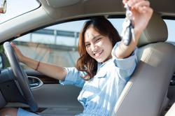 Mileage-based insurance with easy access emergency assistance