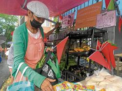 Philippine community pantries inspired by Malaysia's 'white flag' movement