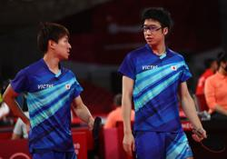 Olympics-Table Tennis-Japan beat Australia to advance to men's team quarter-finals