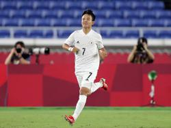 Olympics-Soccer-Japan's Kubo ready to give '150 percent' to beat Spain