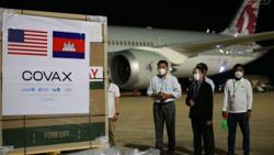 Cambodia receives more US-made Johnson & Johnson Covid jabs