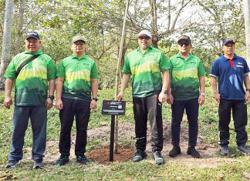 On the right track to make Brunei greener