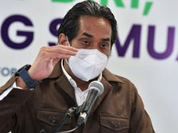 Increased vaccination still the key to battling Covid-19, Says Khairy