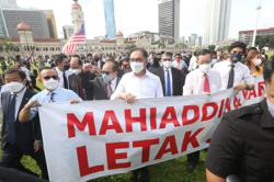 Cops stop opposition lawmakers from marching to Parliament