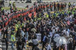 All those involved in rally on Monday (Aug 2) to be called up, say police
