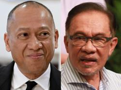Nazri challenges Anwar to name MPs who no longer support Perikatan